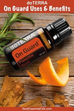doTERRA On Guard Protective Blend Essential Oil Uses