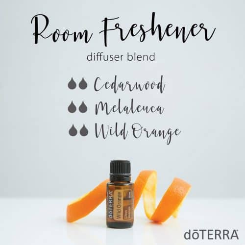 room freshener doterra essential oils