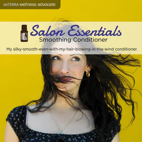Salon Essentials Smoothing Conditioner