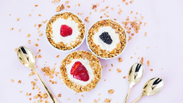 doTERRA Breakfast Granola Cups