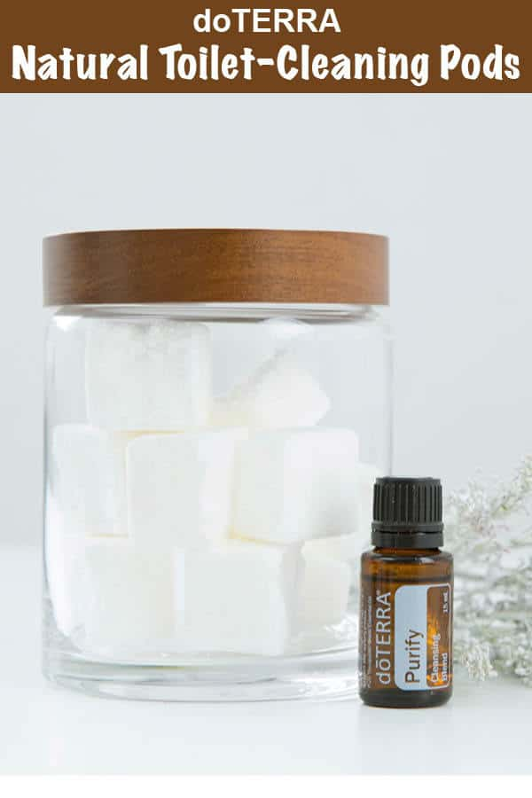 doTERRA Natural Toilet-Cleaning Pods
