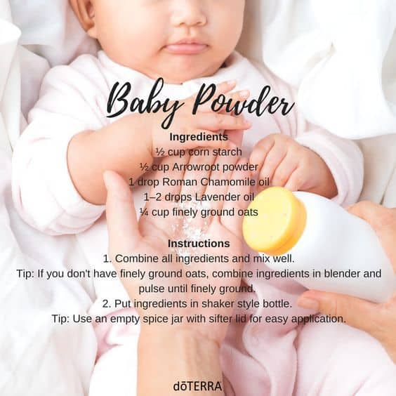 doTERRA Baby Powder