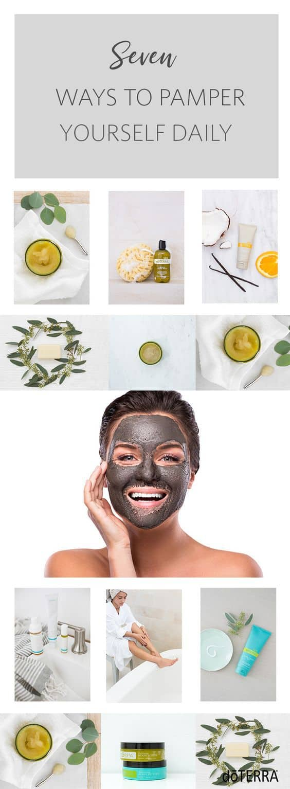 7 Ways to Pamper Yourself Daily