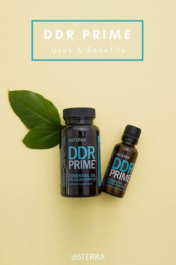 doTERRA DDR Prime Uses and Benefits