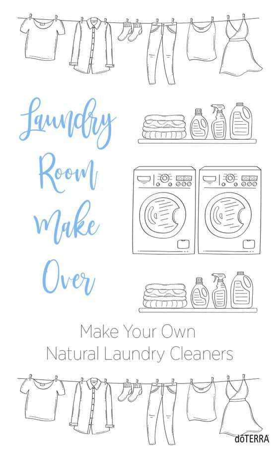 Make Your Own Diffuser Laundry Cleaner
