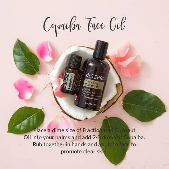 doTERRA Copaiba Face Oil