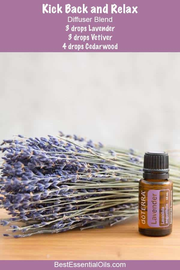 Kick Back and Relax doTERRA Diffuser Blend