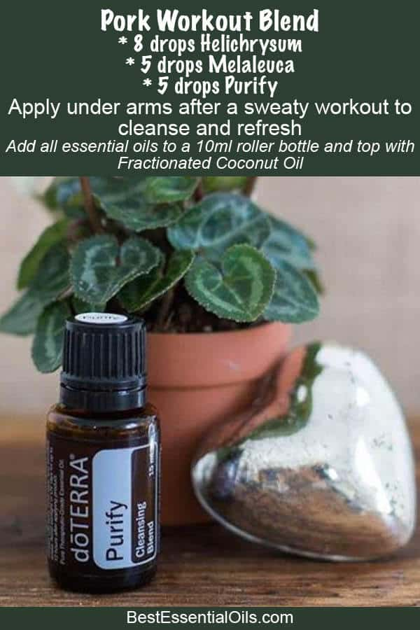doTERRA Post Workout Blend