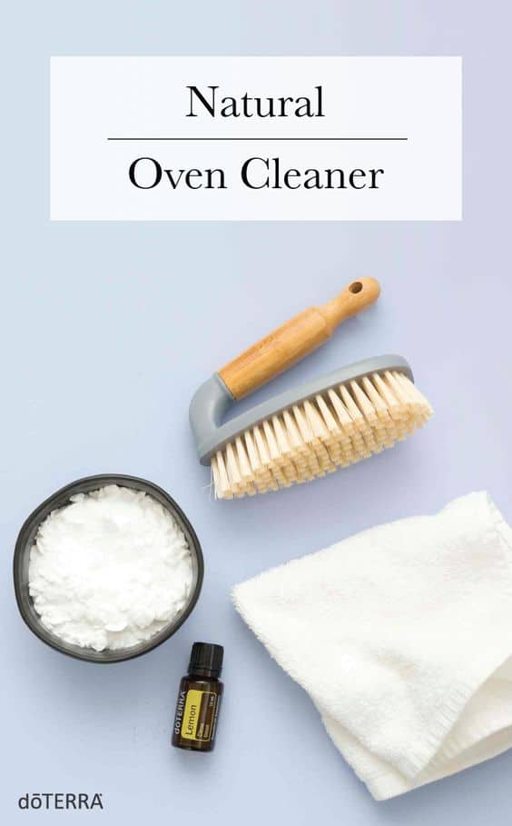 doTERRA Natural Oven Cleaner