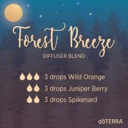 doTERRA Forest Breeze