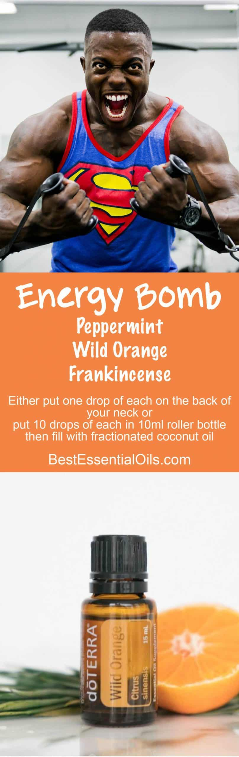 doTERRA Energy Bomb Recipe
